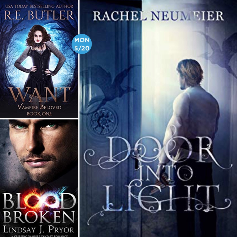 Paranormal Romance / Fantasy New Release Highlights – 05/20