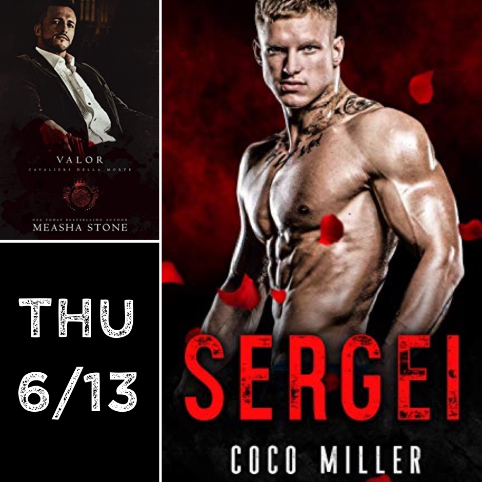Contemporary Romance New Release Highlights – 06/10/19 -06/16/19